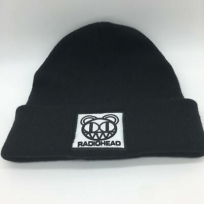 RADIOHEAD BEANIE Men Women Winter WarmSkull Hip-Hop Bboy Wool Knit Hat Cap