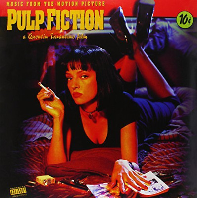 Various Artists-Pulp Fiction (UK IMPORT) VINYL NEW