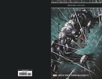 Web Of Venom Unleashed #1 Bradshaw Var - Marvel Comics - Us-Comic - H612