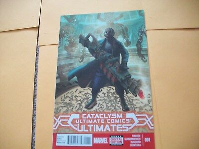 Ultimate Comics: Cataclysm The Ultimates  #1 - (2013)-  Great Shape