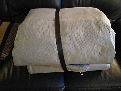 Caravan Cover Grey. 23_25ft. Andes Brand New Unused Heavy Duty Breathable...