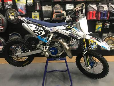 2017 Husqvarna Tc50 Kids Motocross Mx Bike 50Cc Sandiford Offroad Ltd