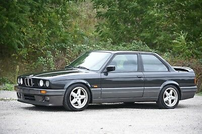 1991 BMW 3-Series 325i M-Technic 1991 BMW 325i M-Technic 325is M3 E30