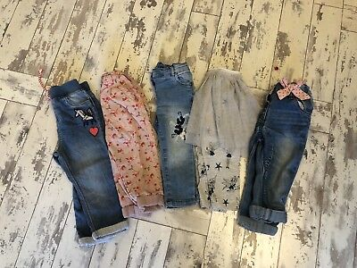 Girls Trouser/ Jeans Bundle Next, Ted Baker, Matalan Age 12-18 Months