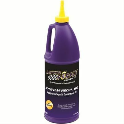 Royal Purple 01513 Reciprocating Piston-Type Air Compressor Oil - 3 Pack