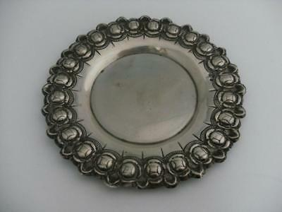 Hallmarked Solid Silver Tray Dish