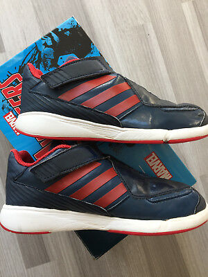ADIDAS ORIGINALS DRAGON CF C Kinder Jungen Blue Sneakers Größe 32 M25195