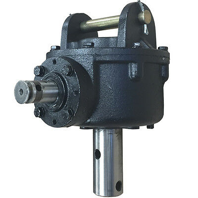 Replacement Post Hole Digger Gearbox, Omni Gear PHD-26, Assembly #250222 - 45hp