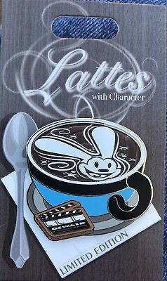Disney Trading Pin Latte Lattes With Character Series Oswald The Lucky Rabbit