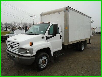 2008 Chevrolet Kodiak C4500 Box Truck Used