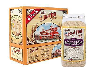 Bob's Red Mill Hazelnut Meal/Flour, 14 Ounce (Pack of 4)