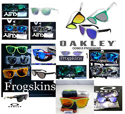 Occhiali da sole  Oakley 9013 Frogskins Urban Jungle Collection 67 68 69 70 ç
