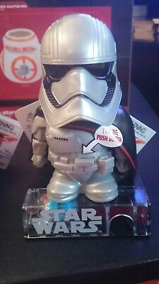 Mini Candy Dispenser Star Wars Toy Lights Sounds With Candy Disney CPT PHASMA