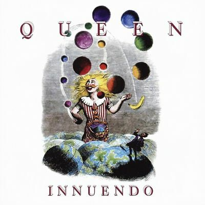 Innuendo [LP] by Queen (Vinyl, Aug-2009, Fontana'Hollywood) NEW/SEALED