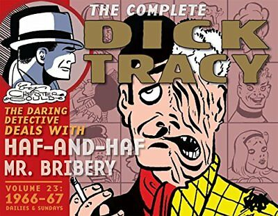 Complete Chester Gould's Dick Tracy Volume 23 by Gould, Chester