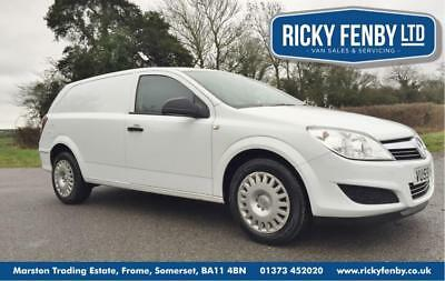 2009 Vauxhall Astra Club Cdti Car Derived Van Diesel
