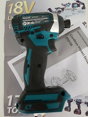 Makita DTD154Z Mobile Brushless Impact Driver Brand new