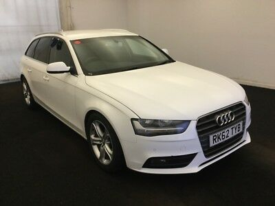 62 Audi A4 Avant 2.0 Tdie 163 Se Technik Manual - Satnav, Leather, Nice Example!
