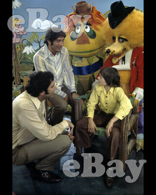 Rare! H.R. PUFNSTUF 8 X10 Color TV Photo #3 SID & MARTY KROFFT Jack Wild