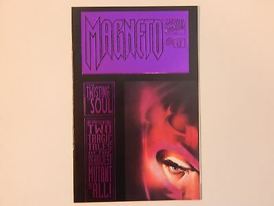 Magneto #0 Marvel 1993 The Twisting Of A Soul X-Men NM