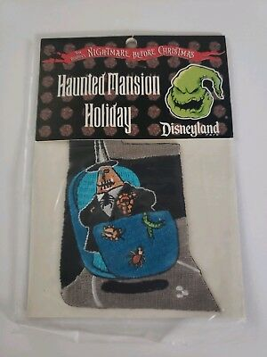 NEW Disneyland Haunted Mansion Holiday  Patch
