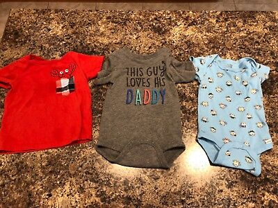 Lot of 6-9 month baby boy clothes