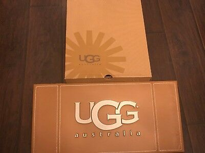 (14.75 X 12 X 4.5) Authentic Ugg Empty Boot Shoe Box Size Bailey Bow Tall Gift