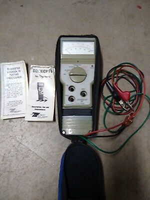 Tempo Sidekick 7B Cable Tester with case