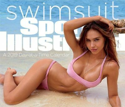 NEW Sports Illustrated Swimsuit 2019 Boxed Calendar Desk Calendar Free Shipping