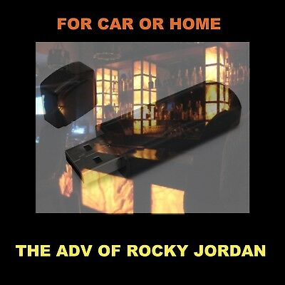 Rocky Jordan. Enjoy All 96 Old-Time Radio Adventure Shows In Your Car Or Home!