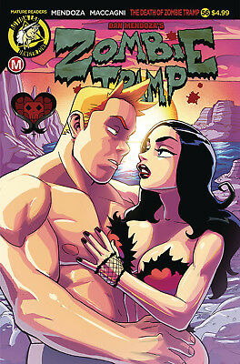 Zombie Tramp Ongoing #56 Cvr A Winston Young (Mr) - 1/16/19