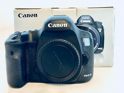 Canon EOS 5D Mark III 3 Digital SLR Camera in Great Condition  - Body Only