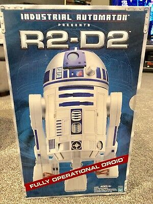 DS Star Wars R2 D2 Droid By Industrial Automation darth vader maul skywalker