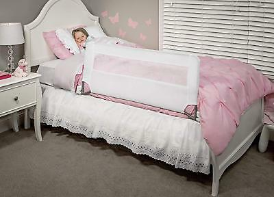 Bed Queen Size Long Rail Bumper For Adult Kids Crib Guard Safety New