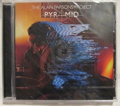 CD The Alan Parsons Project - Pyramid (Arista, 1978, 2008) Brand new