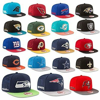 New Era 59Fifty Fitted Cap Multiple Choice of NFL Teams