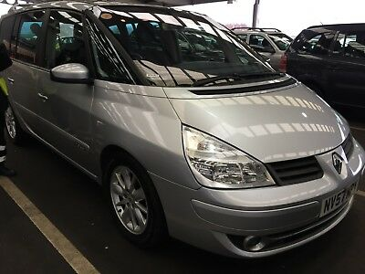 57 Renault Grand Espace 2.0 Dci 150 Bhp 1/2 Leather, Climate, Privacy 7 Seats