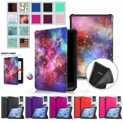 For 2017 Amazon Kindle Fire 7 HD 8 HD 10 Tablet Magnetic Smart Case Cover Stand