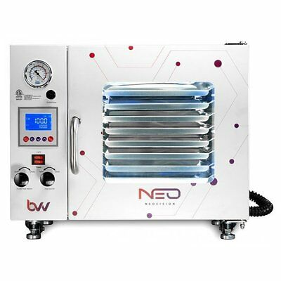 BVV 0.9CF Neocision Certified Lab Vacuum Oven, 5 Wall Heating, LED's, 8  ...
