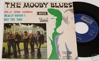 the moody blues days of future passed rar