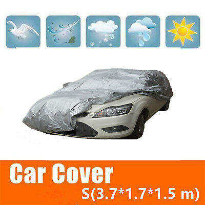 S Universal Small  Size Car Cover Outdoor Indoor Waterproof Weather Proof