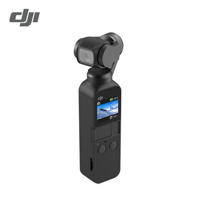 DJI Osmo Pocket 3-axis Stabilizer Handheld Gimbal Camera for Smartphone IN Stock