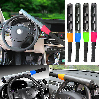 Heavy Duty Baseball Bat Anti Locks Steering Wheel Locks Car Van Vehicle Security