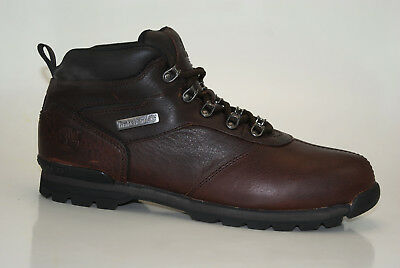 TIMBERLAND ROLL TOP Boots Gr. 44 US 10 Schnürstiefel Winter