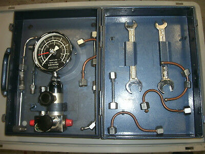Dunedin Engineering Injector Tester 3571 In Case