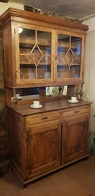 French Art Deco Welsh Dresser