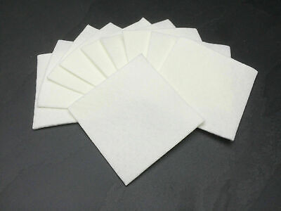 50 pack Aquarium Cleaning Pads for glass, Acryic, plastic and biorb fish tanks