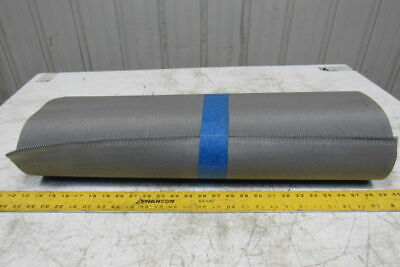 "26"" Woven Back 2 Ply Smooth Top Conveyor Belt 0.088""T x 14'6"""