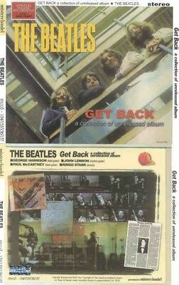 BEATLES Get Back Collection 4 CD