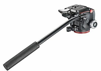 Manfrotto MHXPRO-2W XPRO Aluminum Fluid Video Head with Fluidity Selector